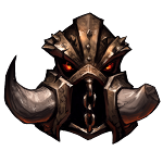 Tusked Mask of the Beast