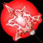 Enchanted Sol Crystal Staff