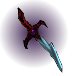 Enhanced Demonlord's Crystal Dirk